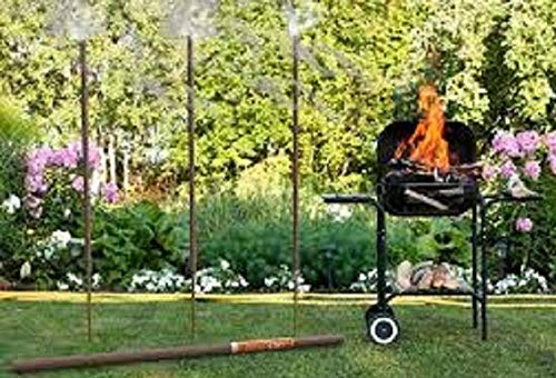 Outdoor Garden Incense Sandalwood All-Natural Giant 5 Foot Tall up to 14 Hour Burn by Outcense (Image #9)