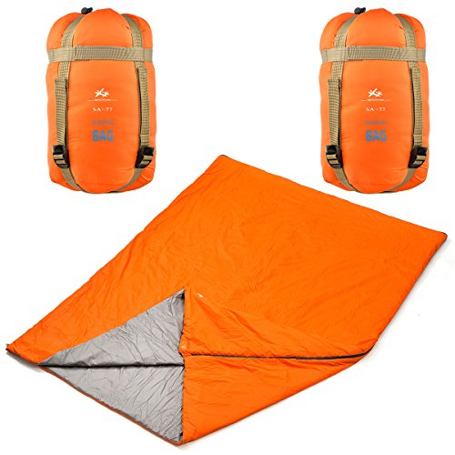 Fall Bag Hiking Spring Sleeping amp; Adults Rectangular Teens Kids Weather and Camping 75