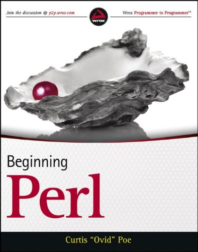 [PDF] Beginning Perl Free Download | Publisher : Wrox | Category : Computers & Internet | ISBN 10 : 1118013840 | ISBN 13 : 9781118013847