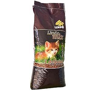 Lindo Mix Carne para Gato 20 kg