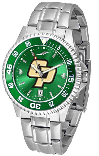 California Polytechnic State University-Competitor Steel AnoChrome - Color Bezel