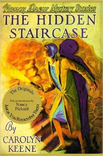 Merveilleux The Hidden Staircase (Nancy Drew Mystery Stories, No 2): Carolyn Keene,  Russell H. Tandy, Nancy Pickard: 9781557091567: Amazon.com: Books
