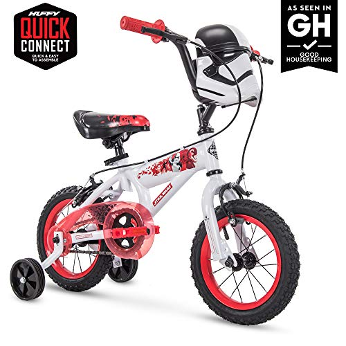 12in Star Wars Stormtrooper Boys Bike by Huffy, Quick Connect