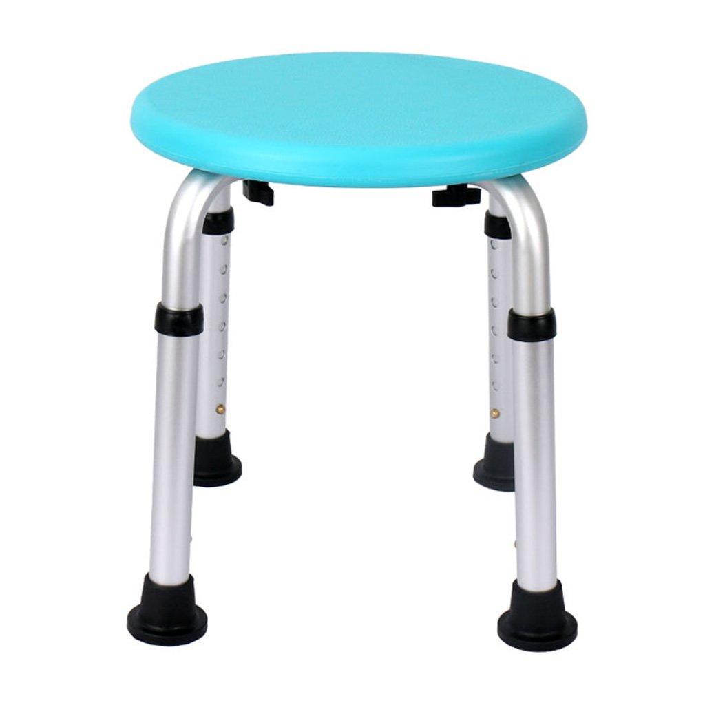 大量入荷 WSSF- シャワーチェア 高さ調整可能なアルミニウム合金360°回転ラウンドシャワー椅子大型ノンスリップフィートマット高齢女性妊娠中の女性入浴スツール WSSF- 36-52cm、32* 36-52cm B07BFVNR93 B07BFVNR93, 大黒店:6fb512ec --- massadundun.com