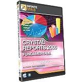 Crystal Reports 2008 Training DVD - Tutorial Videos