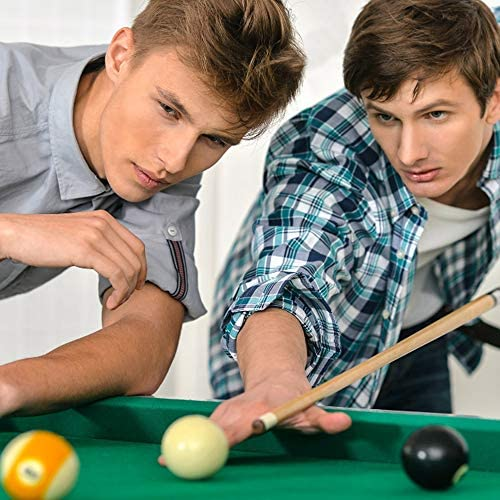 Nuluxi Tornillo de Billar en Puntas Consejo para el Billar Snooker ...