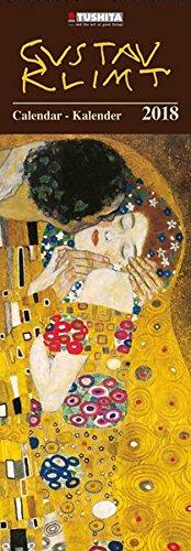 Klimt 2018: Kalender 2018 (Artwork Slimline)