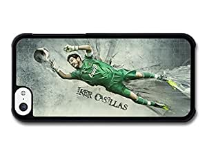 Iker Casillas Real Madrid CF Football case for iPhone 5C A1061