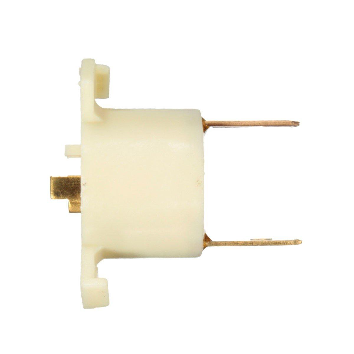 Amazon.com: Funnytoday365 H1 Halogen Headlight Bulb Socket Holder For Honda/ Crv/Cr-V/Prelude/Acura Front: Car Electronics