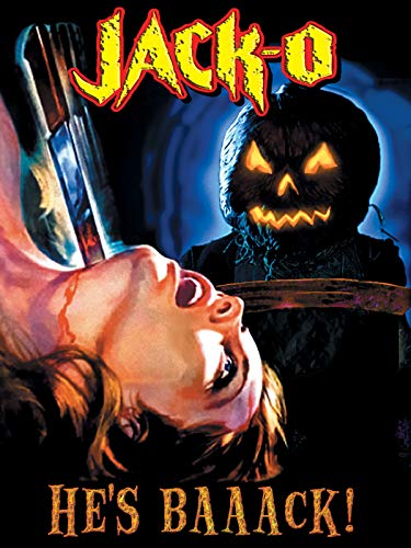 Mitchell Ryan Halloween (Jack-O)