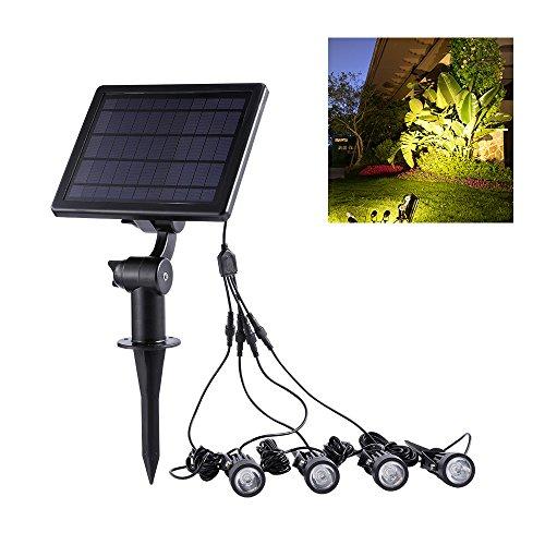 Solar Landscape Lighting Systems