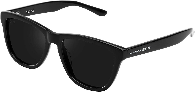 HAWKERS - Gafas de sol para hombre y mujer ONE, Negro: Amazon.es ...