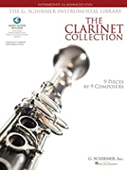 (Woodwind Solo). Solos appropriate for advanced high school students or college music majors, this collection presents staples of the standard clarinet literature. This book also includes access to online recordings of performances and piano ...