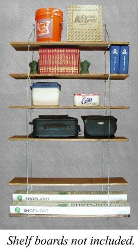 Quick - Shelf Hangers Six Shelf 12