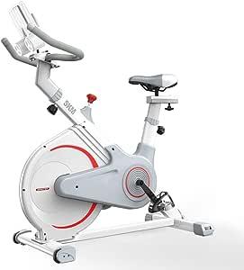 DFMD Bicicleta de Ejercicio Profesional para Interiores - Pérdida ...