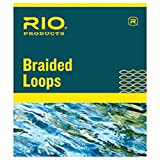 Rio Fly Fishing 3-7 Regular Braided Loops (4 Pack) Fishing-Equipment