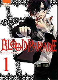 Blood Parade, tome 1 par Karasawa