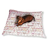 Ballerina Collection Dog Pillow Luxury Dog Cat Pet Bed