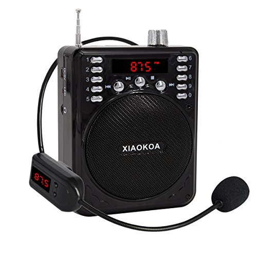XIAOKOA Bluetooth Amplifier Wireless Microphone product image