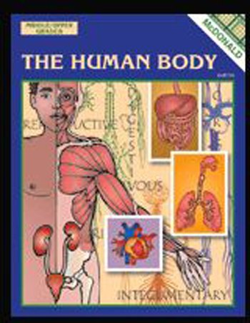 The Human Body Reproducible Book