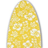 ClarUSA Premium Ironing Board Replacement Cover Fits Rowenta Model IB4400 Hibiscus Mimosa Print