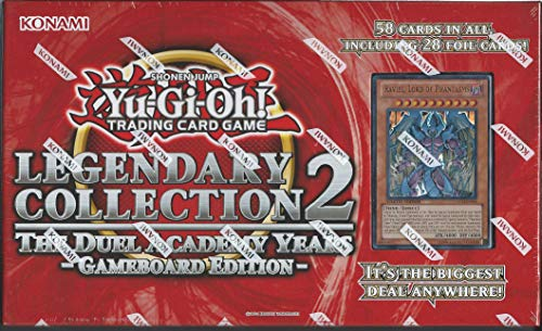 Yu-Gi-Oh! Cards Legendary Collection 2 Box