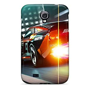 Snap-on Cases Designed For Galaxy S4- Ridge Racer 3d Black Friday