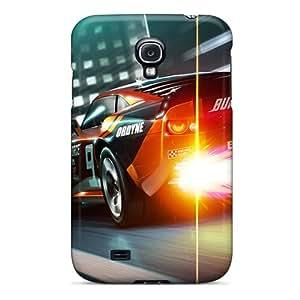 TimJames Ial13177ZbST Case Cover Galaxy S4 Protective Case Ridge Racer 3d