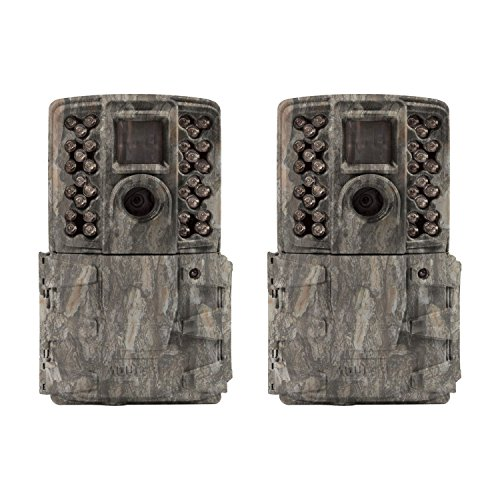 Moultrie A-40i Pro 14MP Invisible Infrared Game Camera (2 Pack)