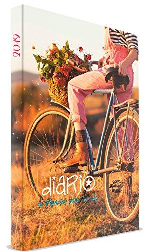 Diario de Promesas Para Tu Vida - Acolchonado- Bicicleta