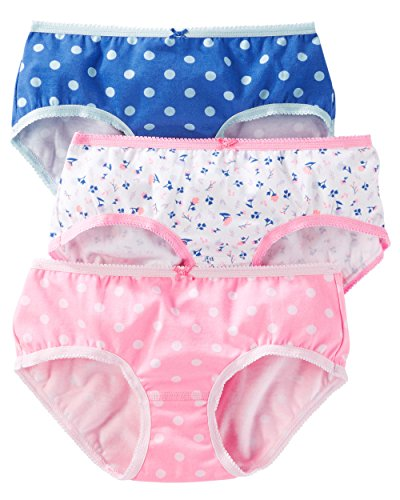 Carters Little Girls Panties Toddler