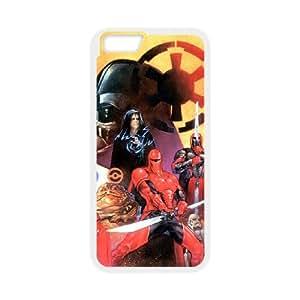 "ASDFG Star War Phone case For iPhone 6 Plus (5.5"")"