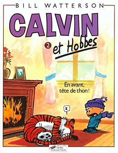 2: En Avant Tete De Thon: Calvin Et Hobbes (French Edition)