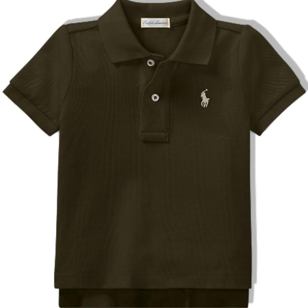 Ralph Lauren Genuine Baby Boys Polo T Shirt 6 mths