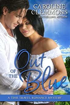 OUT OF THE BLUE by [Clemmons, Caroline]
