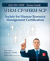 SHRM-CP/SHRM-SCP Certification All-in-One Exam Guide Front Cover