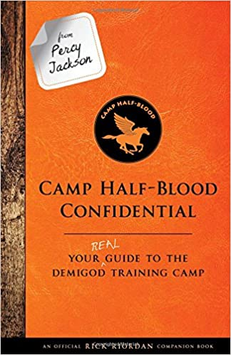 From Percy Jackson: Camp Half-Blood Confidential (An