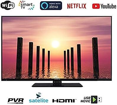 EAS E32SL702 TELEVISOR 32 Smart TV DVB-T/T2/C/S/S2 HEVC WiFi: Amazon.es: Electrónica
