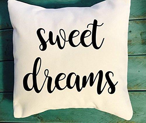 Amazon Sweet Dreams Throw Pillow Home Sweet Home Pillow Delectable Sweet Dreams Decorative Pillows