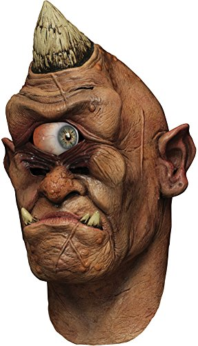 BESTPR1CE Halloween Mask- Wandering Eye Cyclops Digital Costume Mask -Scary Mask