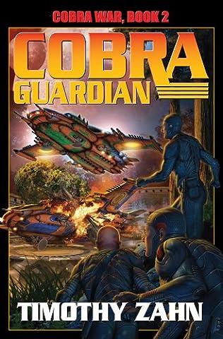 book cover of Cobra Guardian