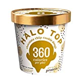 Halo Top, Chocolate Chip Cookie Dough Ice