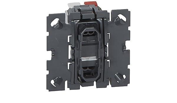 Legrand 0 670 31 interruptor de luz - Interruptores de luz (Inclinación, 45 mm, 32 mm, 45 mm, 224 g, 10 pieza(s)): Amazon.es: Industria, empresas y ciencia