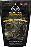 Hugs Pet Products Realtree Chewy Reward Treats, Chicken Meatballs, 4 Oz. For Sale