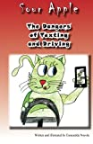 Sour Apple is a distracted driver. She has an accident as a result of texting while driving. This book will show you the reality of what can happen and has happened when you do not focus when you are behind the wheel.