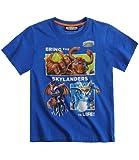 Skylanders Kinder T-Shirt, blau