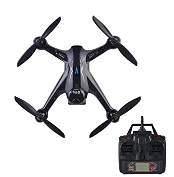 Drone Quadcopter 1080p HD CáMara Altitud Hold Flight Motor Sin ...