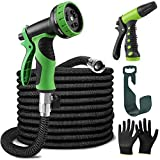 Best Garden Hoses - Ultimate Garden Hose Kit Expandable Garden Hose 50ft Review