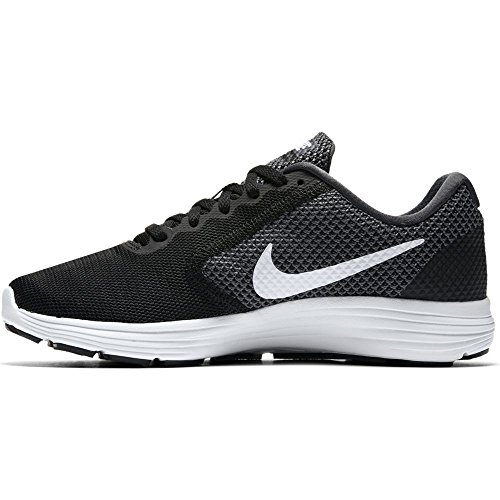 Revolution Grey Scarpe Dark White Running 3 black NikeNike Laufschuhe Donna Damen gqBqZ