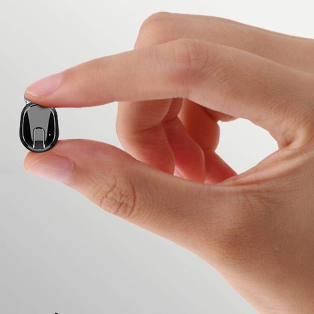 queges Auriculares inal/ámbricos Bluetooth en la Oreja Mini Auriculares con Estuche de Carga Auriculares y Cargadores suplementarios